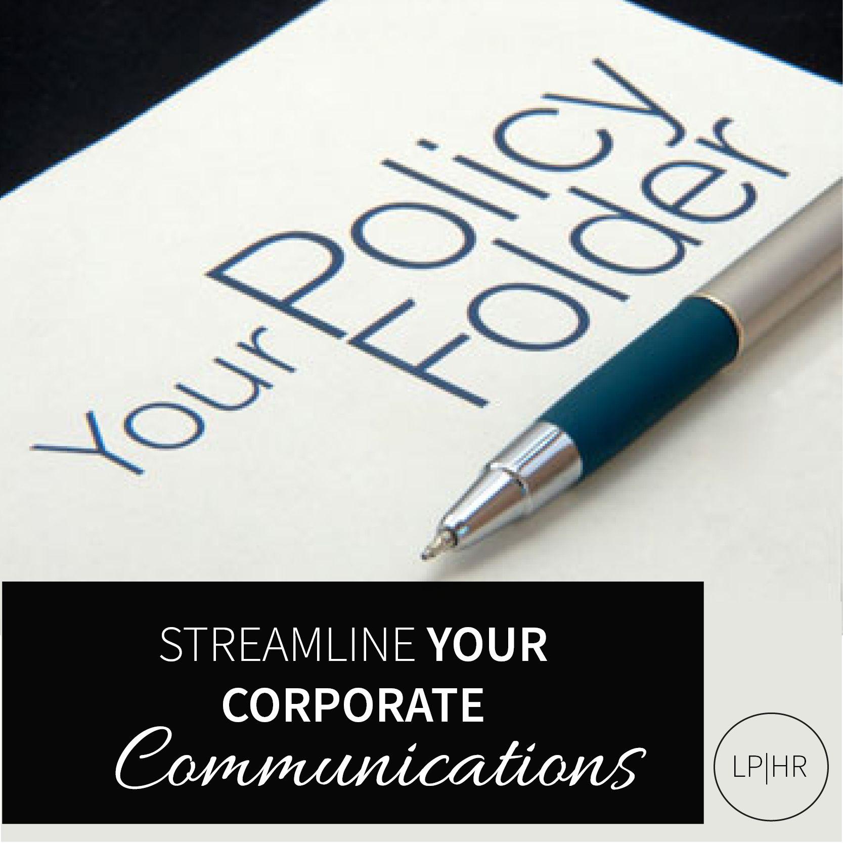Free downloads // HR + Business Policies www.lphr ...