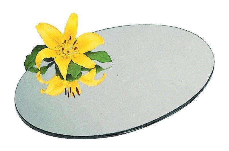 WEDDING TABLE CENTREPIECE ROUND MIRROR PLATE GLASS BEVELLED EDGE