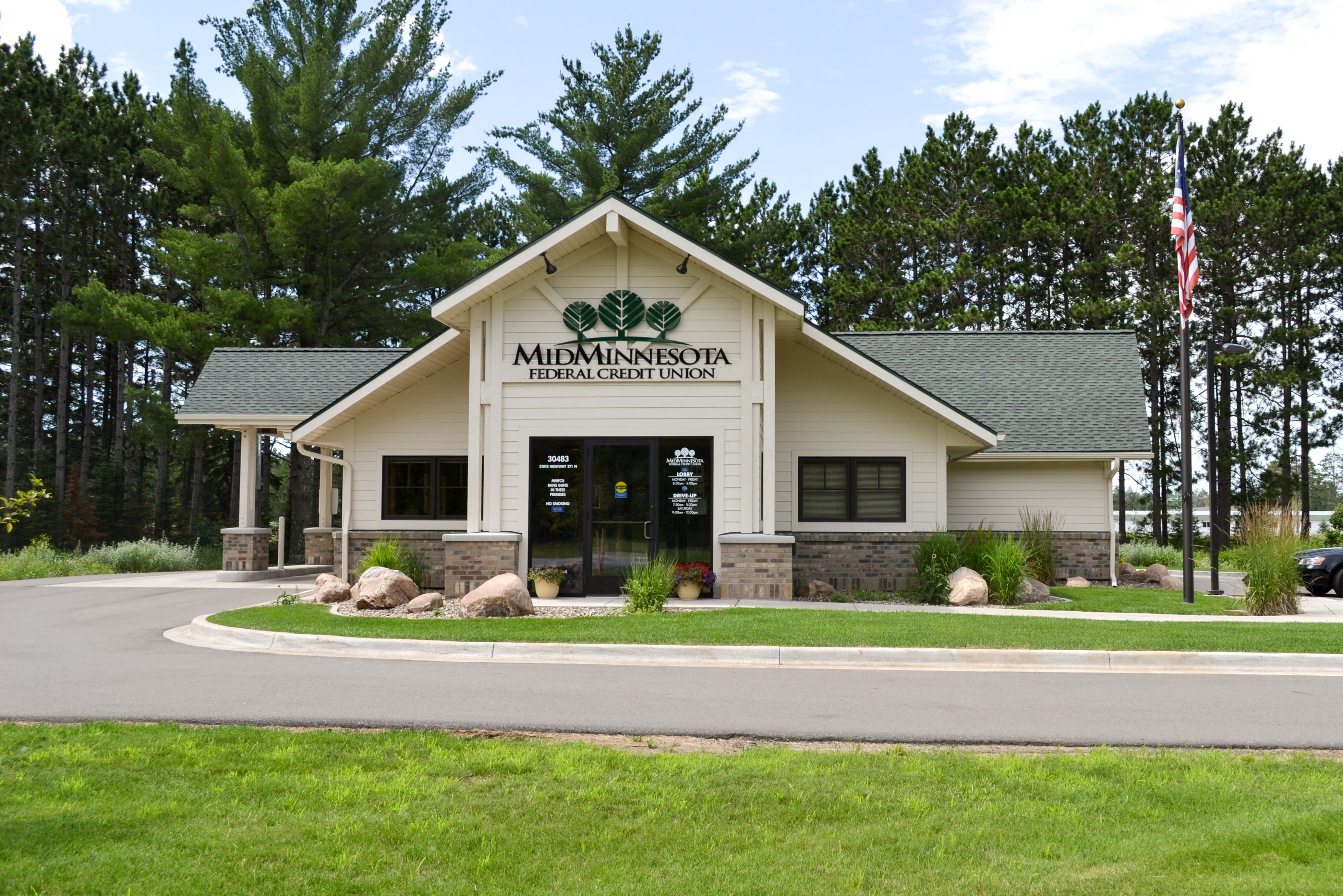 Our Pequot Lakes Location! MMFCU Federal credit union