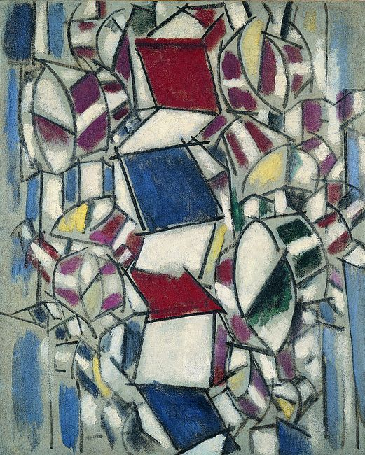 Contrasts of Forms FERNAND LEGER