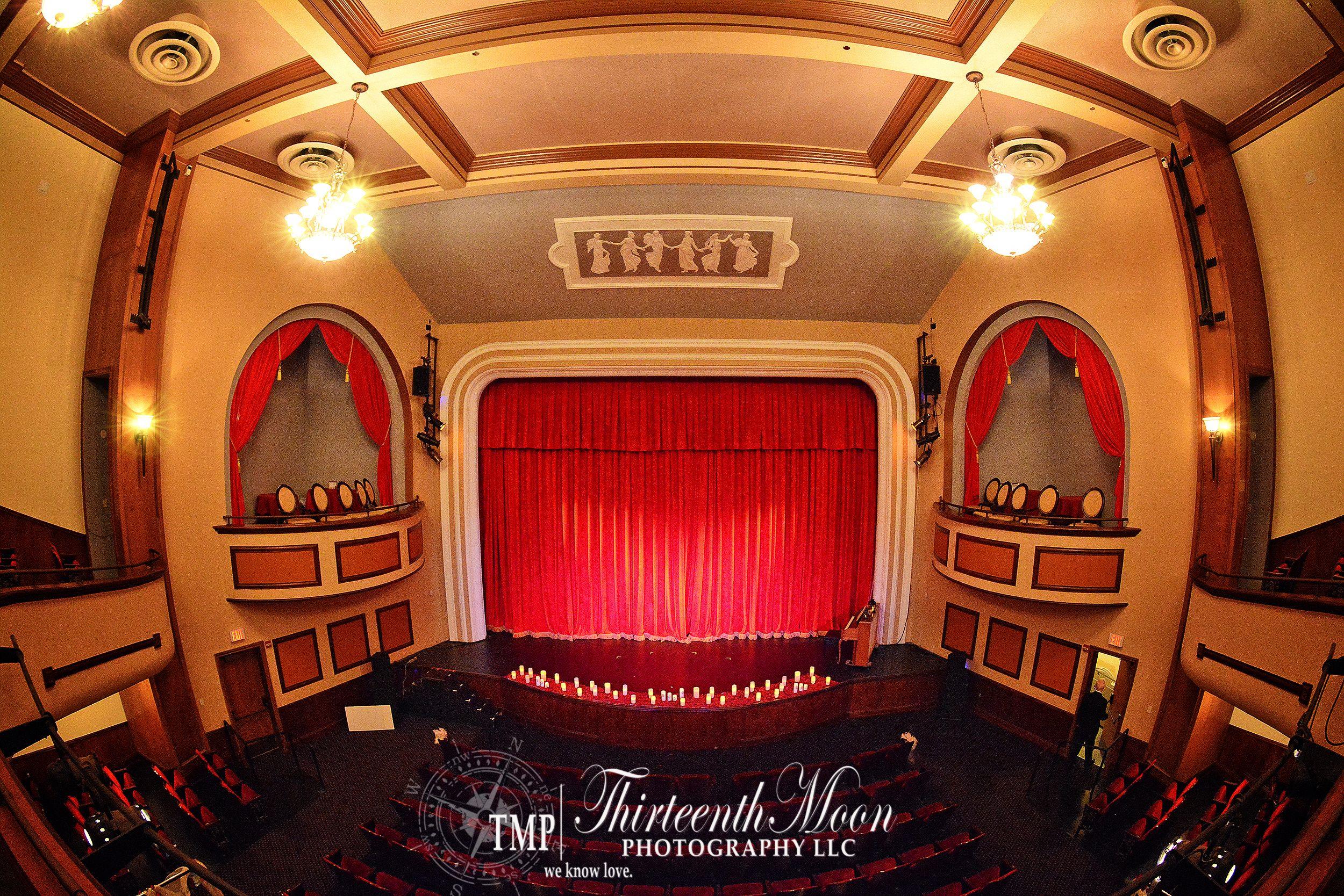 athens theatre deland florida theatre wedding venues