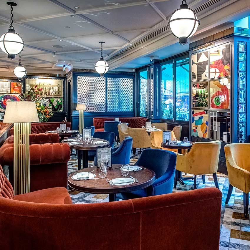 Lifestyle New London Restaurants Restaurant London Restaurants Ivy Restaurant