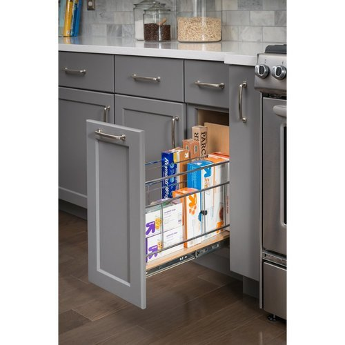 Best Hardware Resources 5 Inch Base Cabinet Pullout With Built 400 x 300