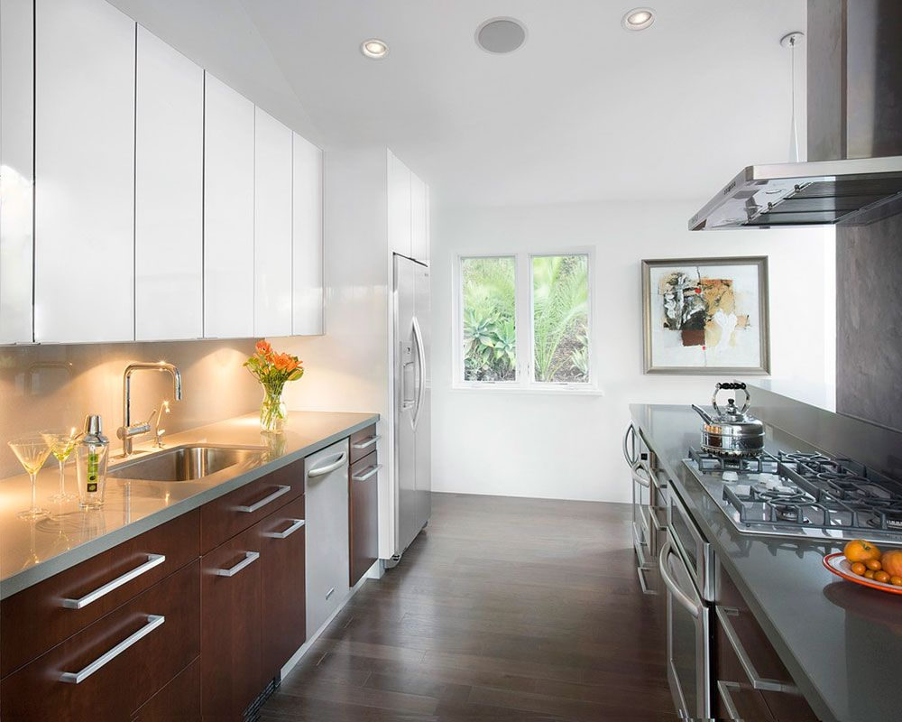 Two Tone Kitchen Cabinets A Concept Still In Trend   Kitchen ...