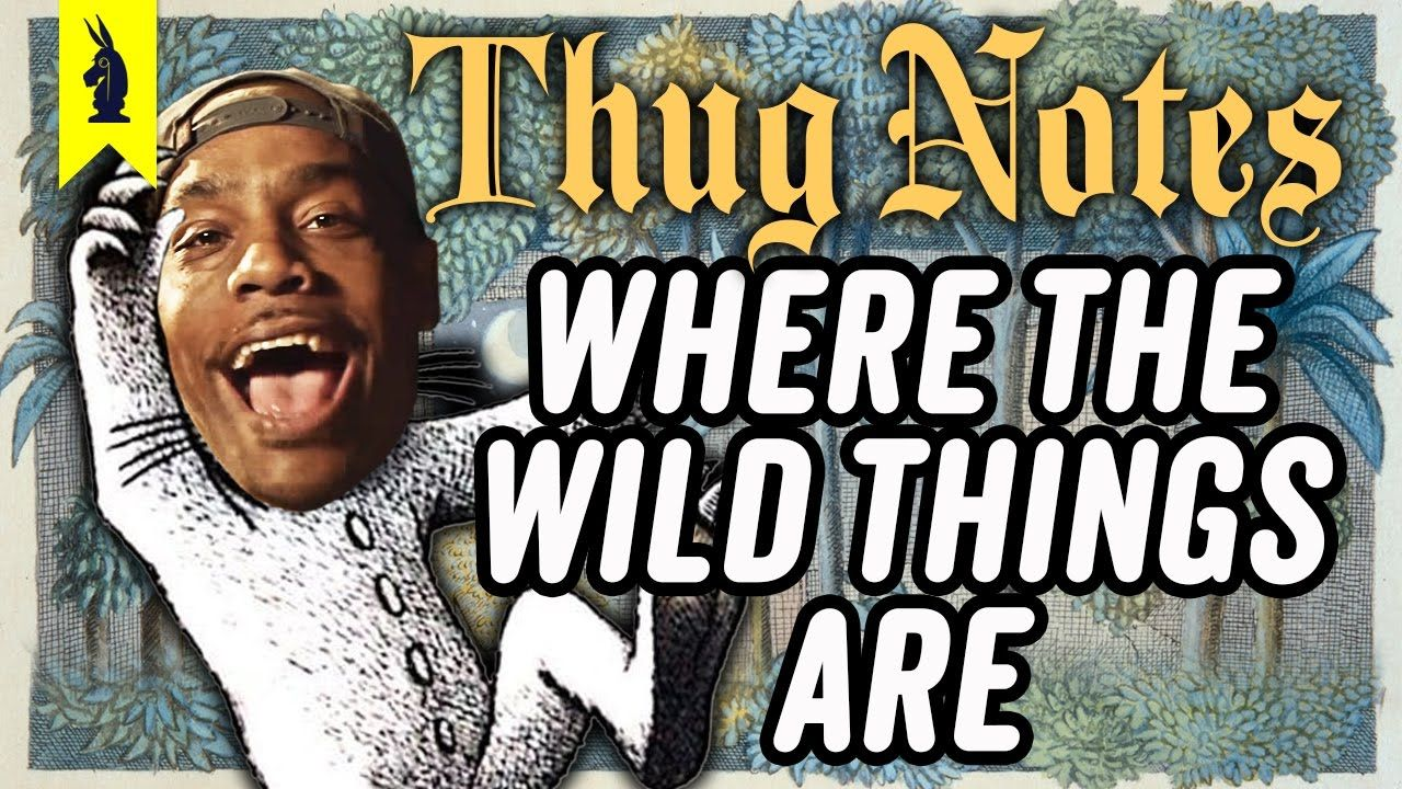 where the wild things are analysis