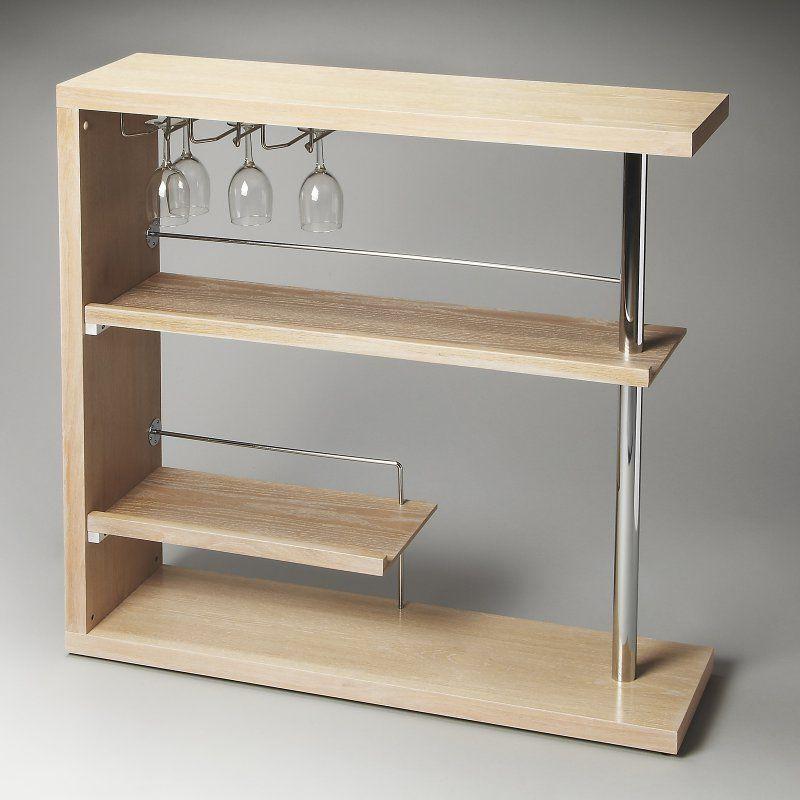 Butler Specialty Butler Loft Broadway Bar Cabinet - 26642