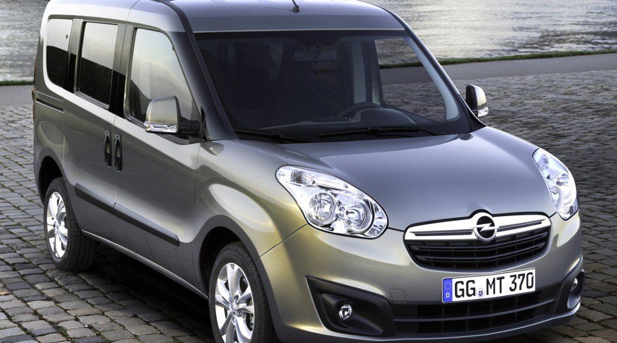 Opel Combo Todas Las Versiones Del Mercado Precios Y Ficha Furgoneta Combas Coches