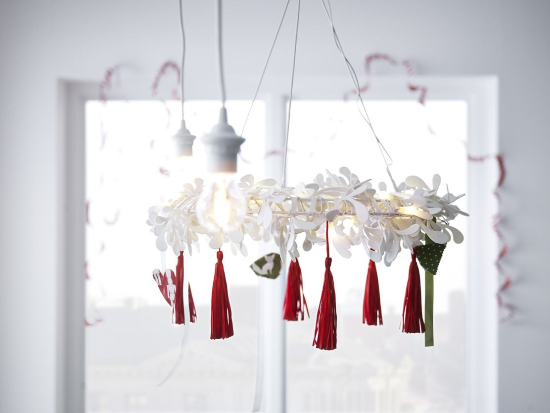 New Christmas Holiday Decorations by IKEA | Basil Green Pencil ...