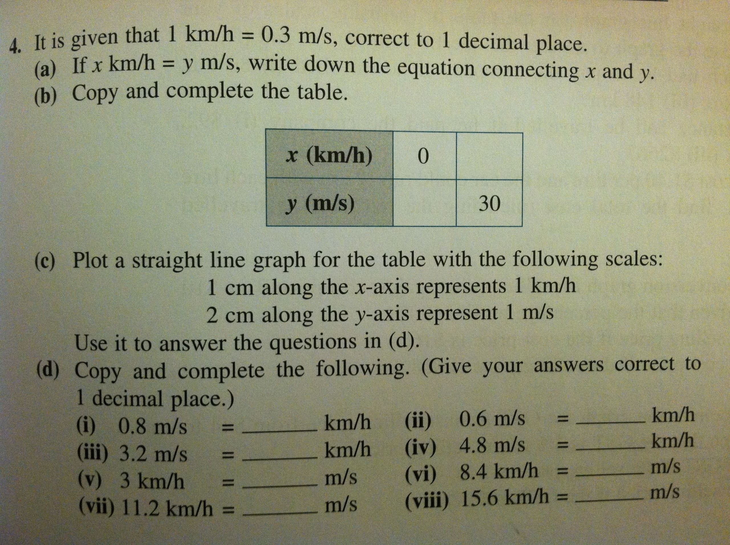 3 Sample Grade 4 Algebra