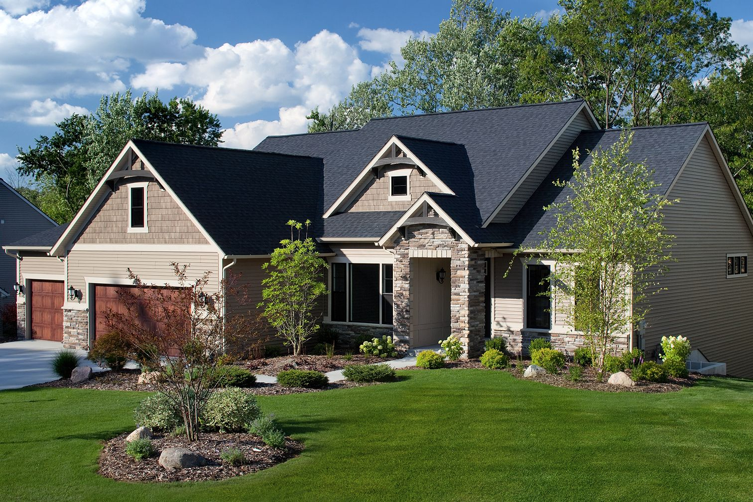 A New Home In Grand Rapids Mi Homes By Eastbrook Pinterest
