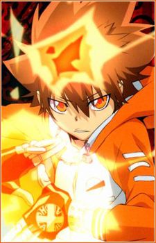 Top 10 Anime Characters With Fire Powers Best List Hitman Reborn Reborn Katekyo Hitman Hitman