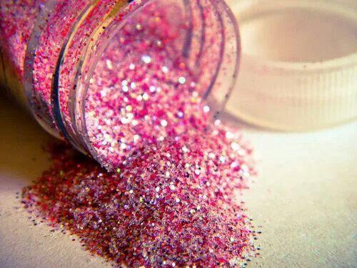 I ♥♥ glitter.