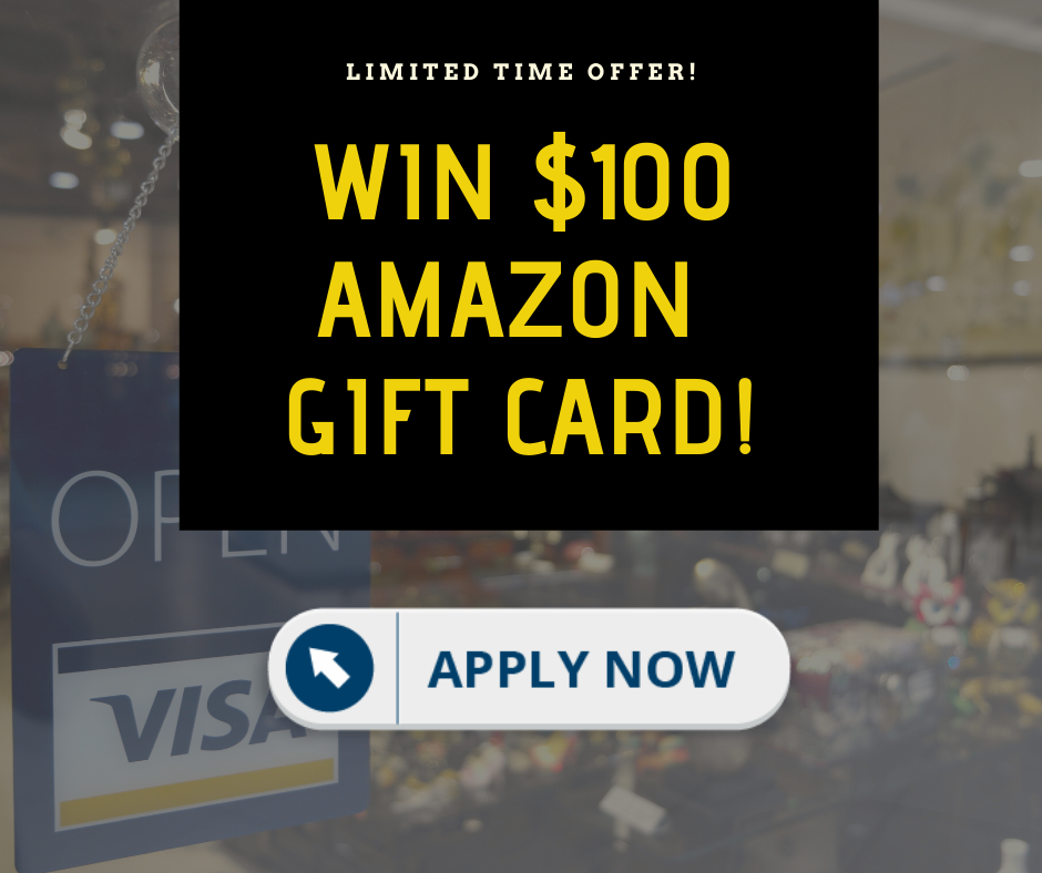 Photo of Want to win a $100 Amazon gift card?