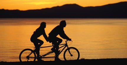 Trek Tandem...share the ride ;-)