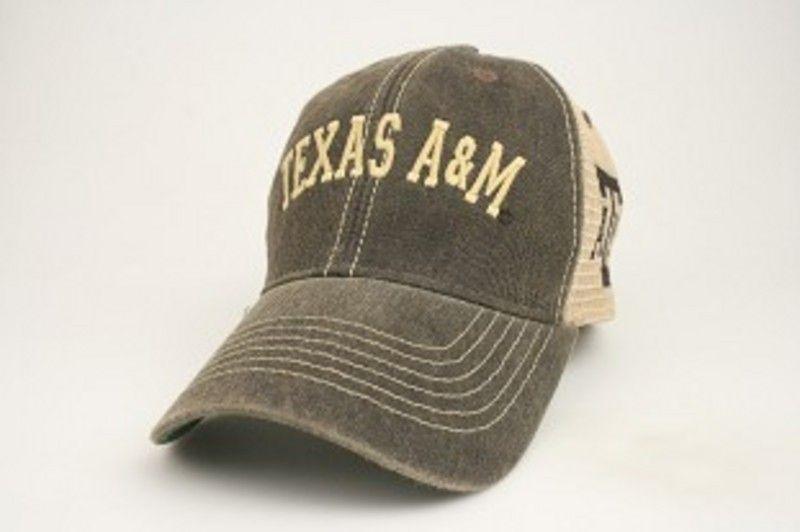 fa44a43f8f29d College Depot. Texas A mTrucker HatsVintage ...