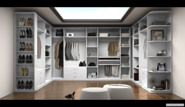 Vestidor Moderno Abierto Vestidores En 2018 Pinterest Dressing - Vestidor-moderno