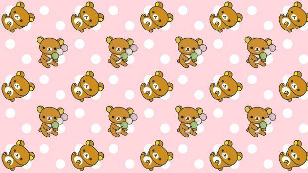 Kawaii Fondos Para Pc De Escritorio Rilakkuma Wallpaper Cute Patterns Wallpaper Cute Girl Wallpaper