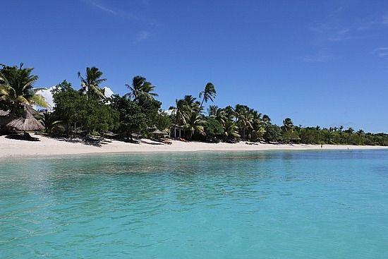 Blue Lagoon, Nacula Island, Fiji
