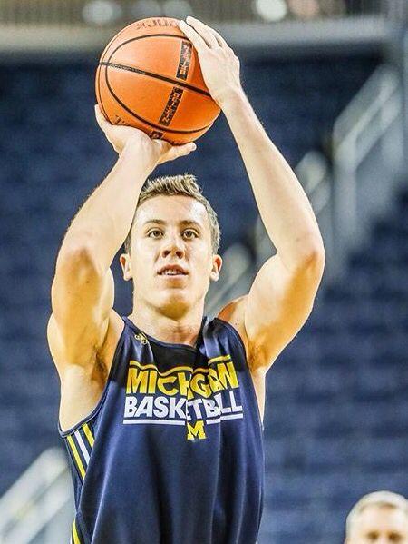 Duncan Robinson Michigan Sports College Basketball Teams Go Blue