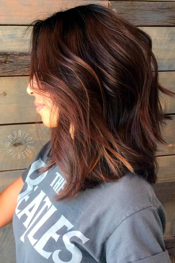 How To Choose The Right Layered Haircuts In 2018 Hair Ideas