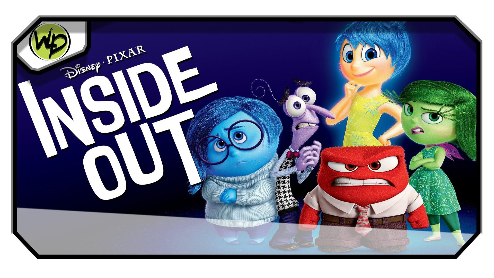 Divertida Mente (Inside Out) - Review, Análise ou Crítica do Filme