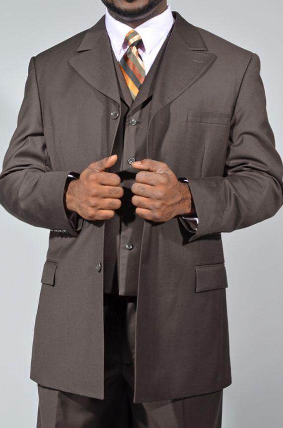 Designer Mens Clothing Discount Big Tall Men Suits Formal Wear
