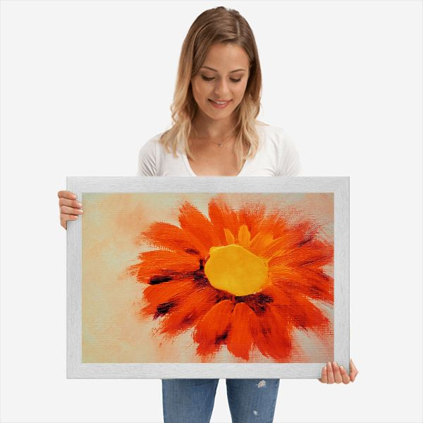 Easy To Hang Wall Art In Less Than 1 Minute No Mess