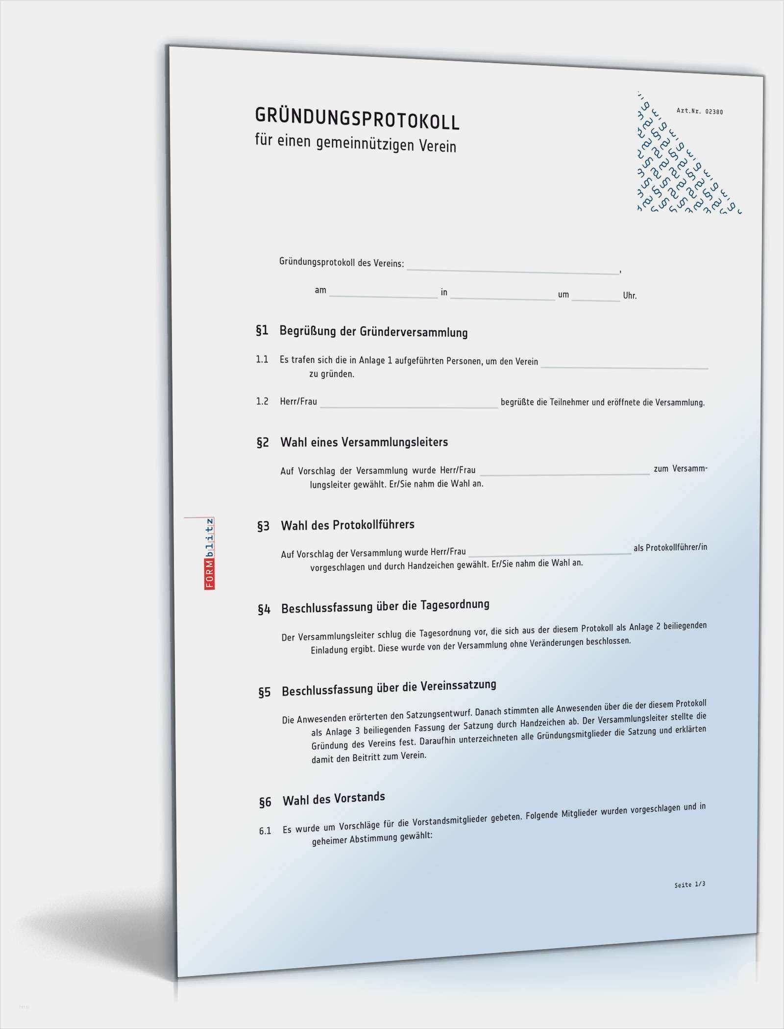 21 Gut Wahlprotokoll Verein Vorlage Abbildung In 2020 Vorlagen Word Vorlagen Abnahmeprotokoll