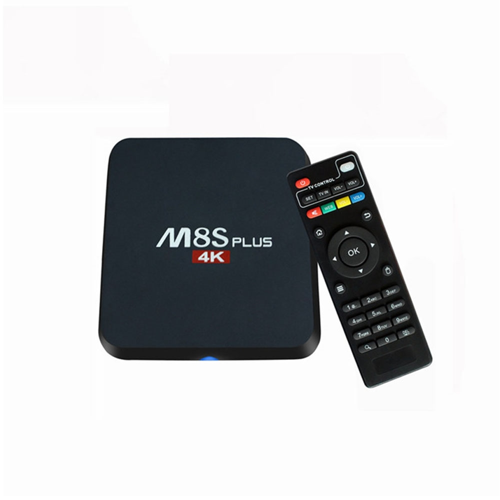 44.28 Know more New Android TV Box M8s + M8S PLUS S905