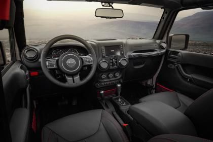 Jeep Wrangler Rubicon Recon Special Edition Arrives In Uk