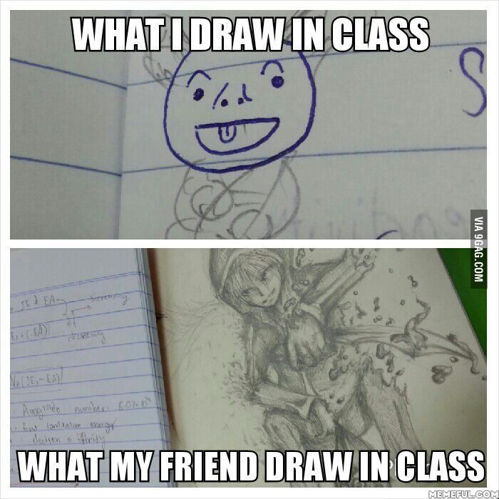Notice The Difference Artist Memes Art Jokes Artist Humor