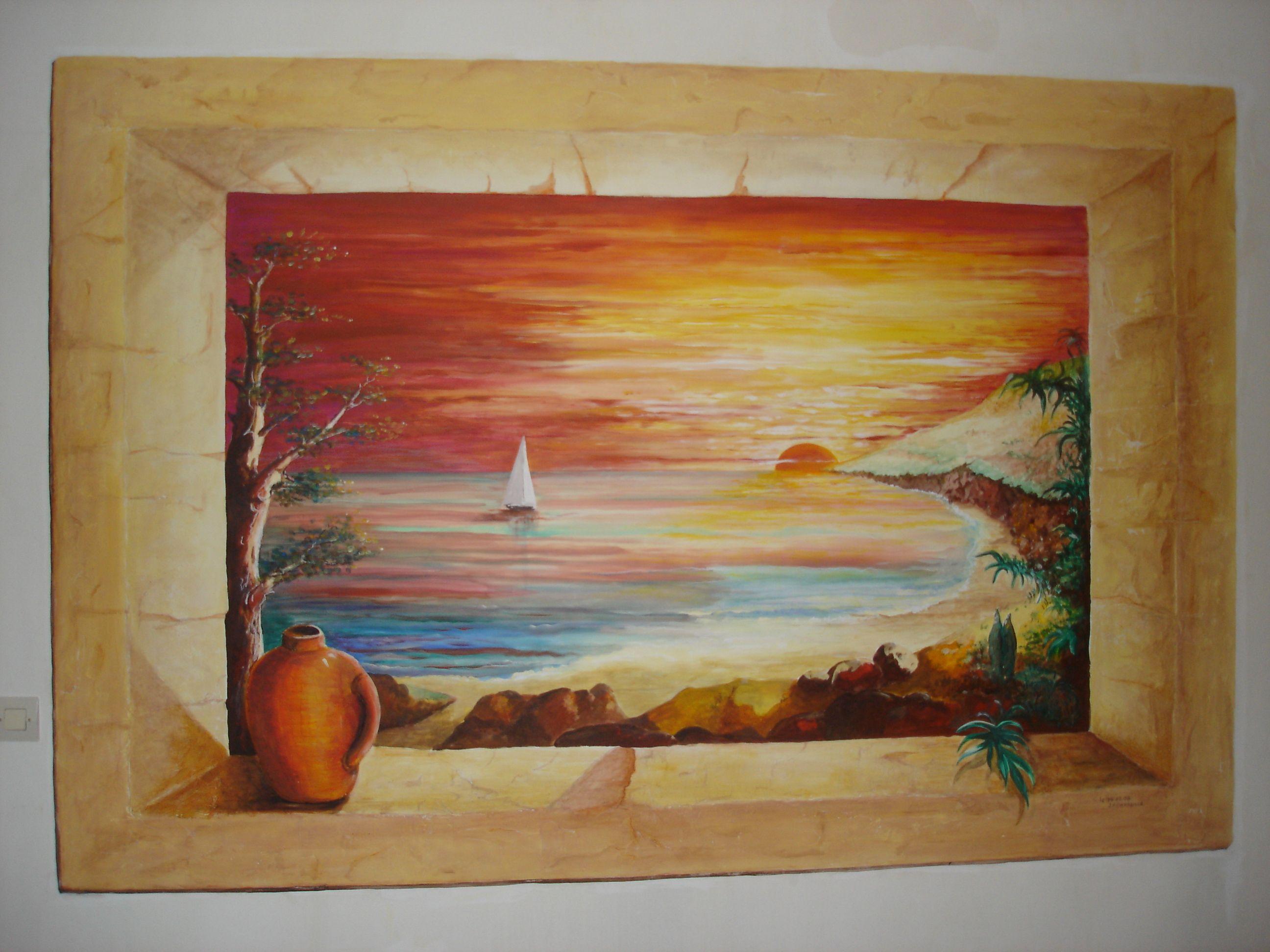 Tableaux Peinture Trompe Oeil peinture en trompe l oeil – design à la maison