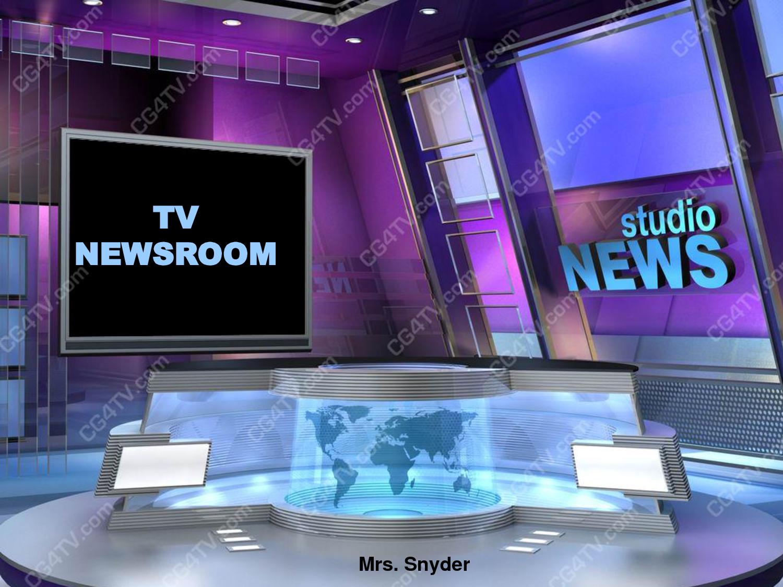 Newsroom 27 Png 1500 1125 Tv Set Design Tv Design Virtual Studio