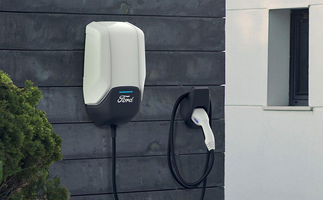 Ford presenta red de carga de vehículos eléctricos Auto