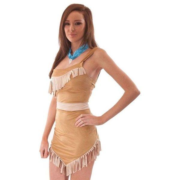 Pocahontas sexy halloween costume