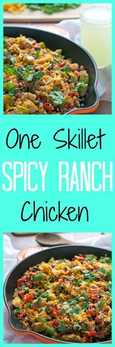 recipe: hidden valley spicy ranch recipes [39]
