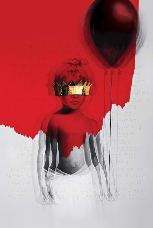 Here Is The Cover Of Rihanna's New Album, <i>ANTI</i>
