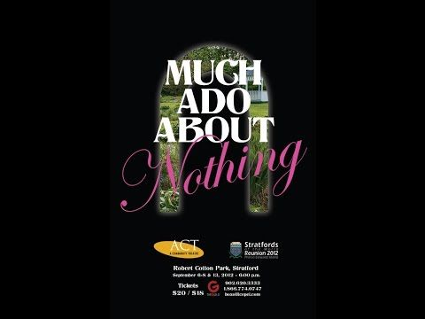 Much Ado About Nothing - YouTube