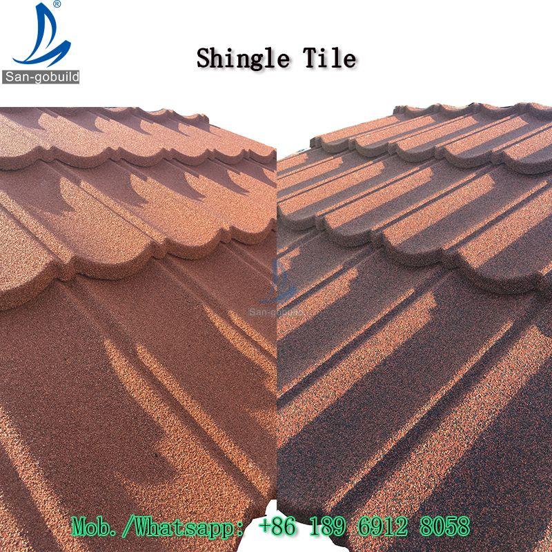 New Zealand Quality Standard Decras Metro Roofing Tiles