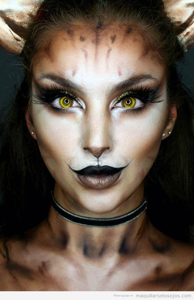 Galeria maquillaje fantasia facial