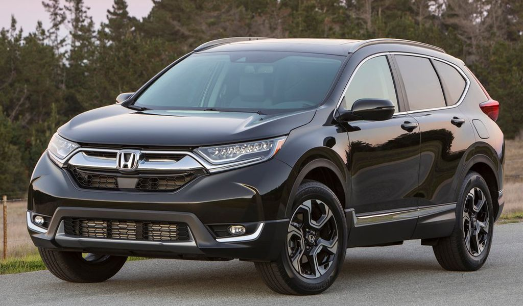 Honda Will Review The Updated Version Of Its Honda Cr V Model In