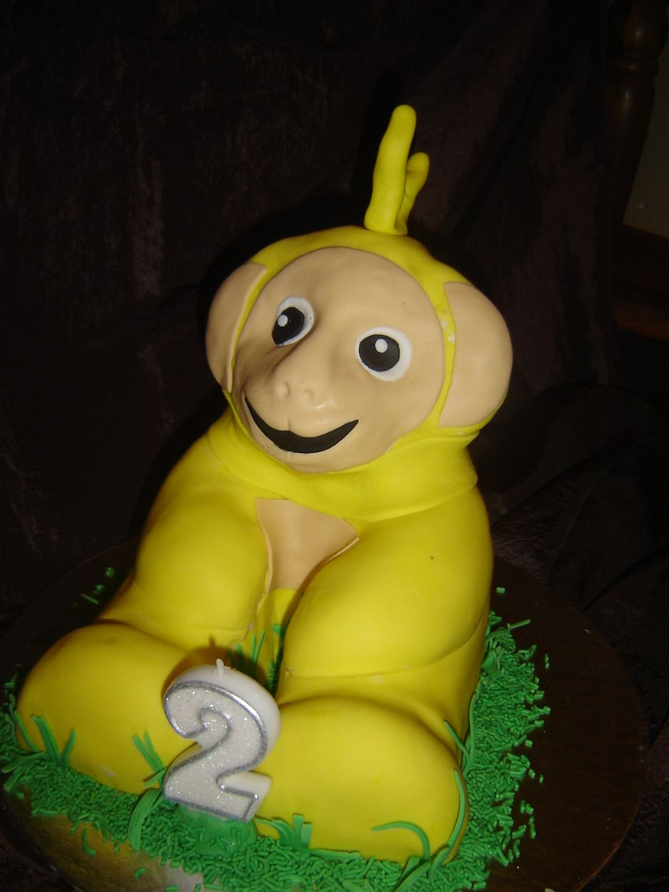 Lala teletubbies cake | The Cookie Jar 2013 | Pinterest