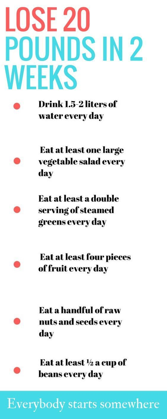 healthy diet plan to lose 20 pounds in a month