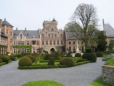 Gaasbeek Castle Dutch Kasteel Gaasbeek Today A National Museum