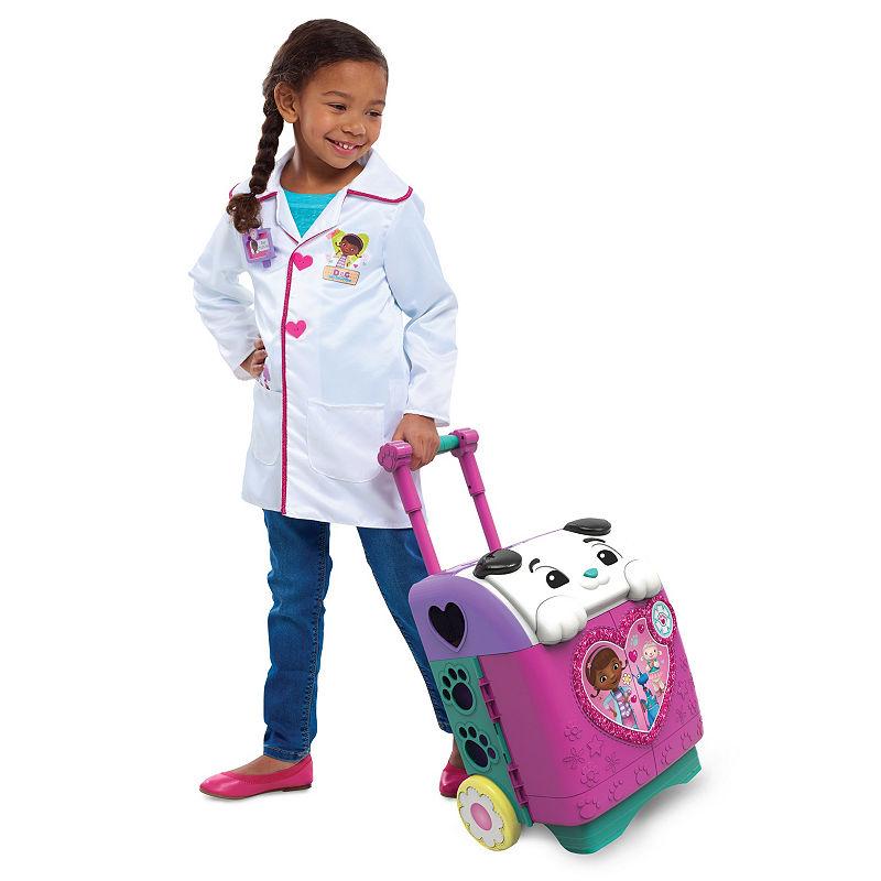 Disney Pet Rescue Doc Mcstuffins Medical Toy Doc Mcstuffins Disney Junior Animal Rescue