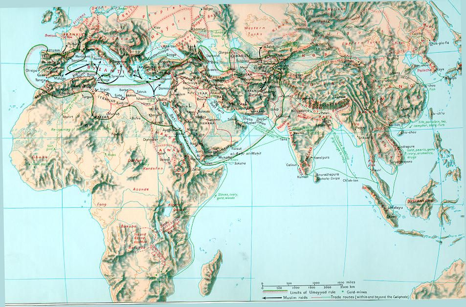 Islam and trade 750 ce maps for social studies pinterest islam islam and trade 750 ce gumiabroncs Choice Image