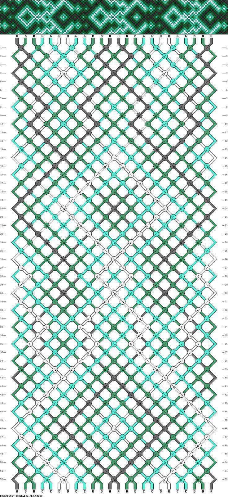 Embroidery Floss Bracelet Patterns Embroidery Floss Bracelet