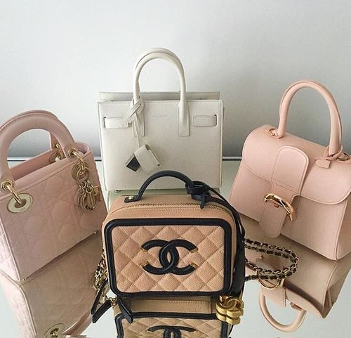 f73b749df chanel and fashion image Bolsas Luxo, Bolsas De Grife, Bolsa Chanel, Bolsa  De