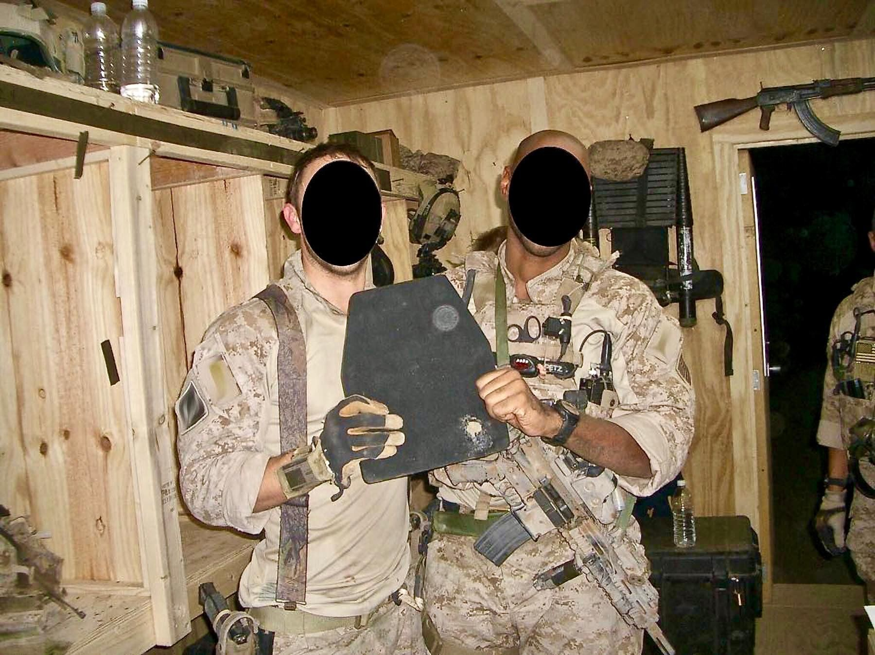 Kidney shot  DEVGRU Blue Squadron Afghanistan  [18001348