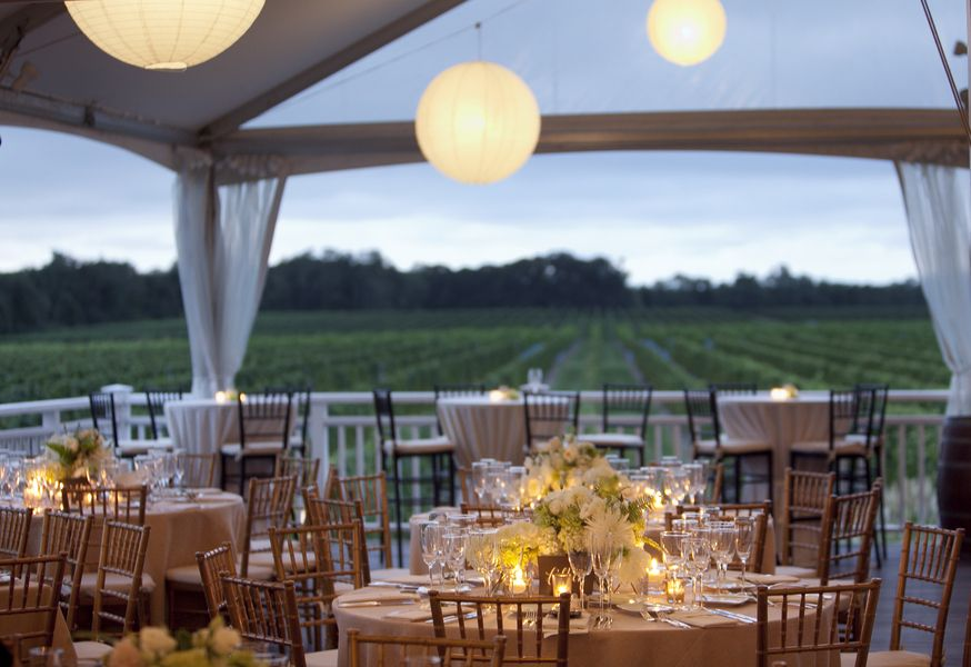 Koru Wedding Style Long Island Vineyard Krista Paul